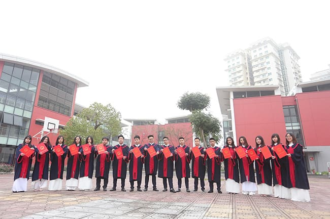 100% học sinh lớp 12 Hanoi Academy đỗ vào các trường Đại học trong và ngoài nước