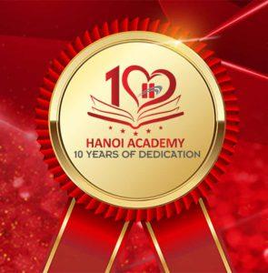 Cùng chờ đón sự kiện Hanoi Academy chào năm học thứ 10!