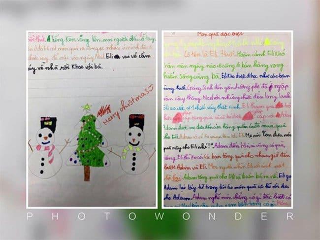 Đằng sau những trang giấy trắng và những cây bút chì màu …