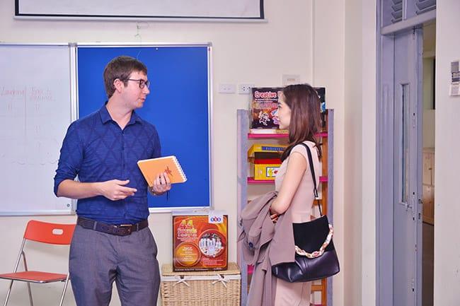 Hanoi Academy kí kết biên bản hợp tác về giáo dục với Hệ thống trường Mầm non Sunrise Kidz
