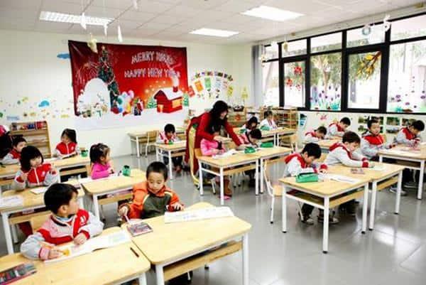 có nên cho con học trường mầm non quốc tế 3 Có nên cho con học trường quốc tế không? Nỗi băn khoăn của nhiều phụ huynh