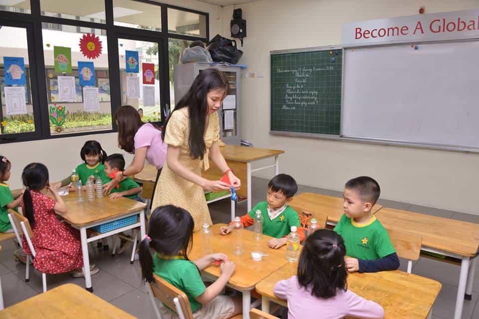 Hệ thống trường mầm non quốc tế Hà Nội Hệ thống trường mầm non quốc tế Hà Nội Academy và 5 điểm nổi bật