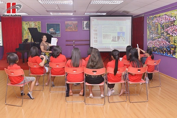 chương trình giáo dục toàn diện ở Hà Nội Academy 4 Một ngày trải nghiệm chương trình giáo dục toàn diện ở Hà Nội Academy