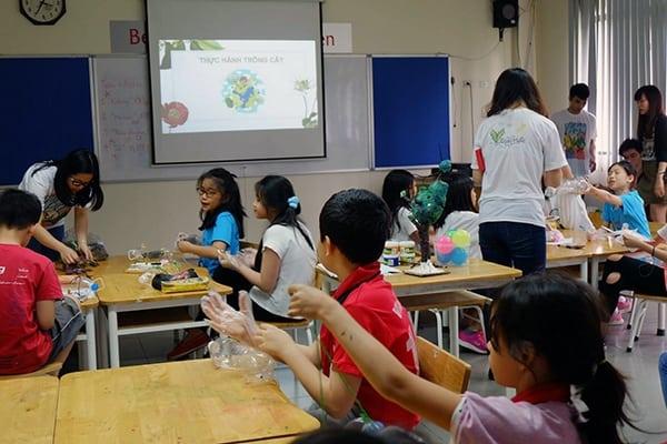 chương trình giáo dục toàn diện ở Hà Nội Academy 6 Một ngày trải nghiệm chương trình giáo dục toàn diện ở Hà Nội Academy