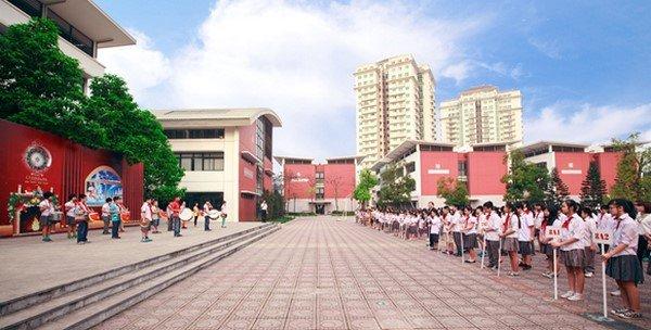 trường quốc tế Quận Tây Hồ 1 Thông báo tuyển sinh trường Quốc tế Quận Tây Hồ