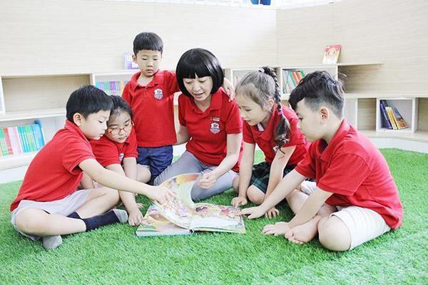 danh sách trường mầm non quốc tế tại hà nội 1 Các trường mầm non song ngữ tại Hà Nội có hiệu quả không?