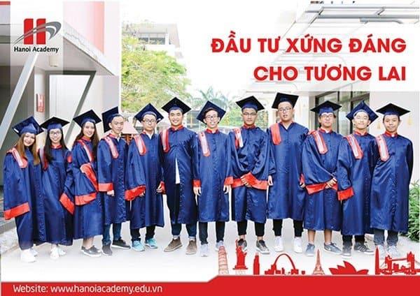 song ngữ liên cấp 4 Trường song ngữ quốc tế Hanoi Academy