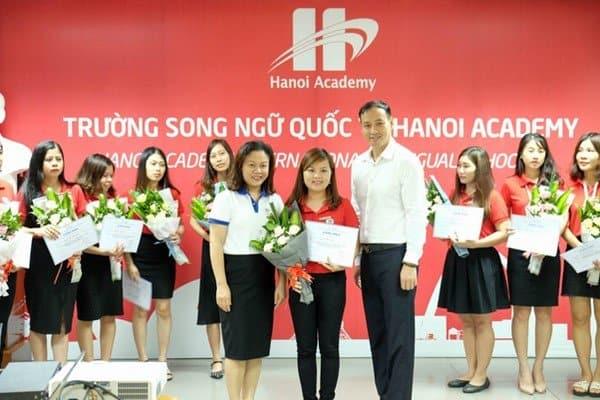 song ngữ liên cấp 5 Trường song ngữ quốc tế Hanoi Academy