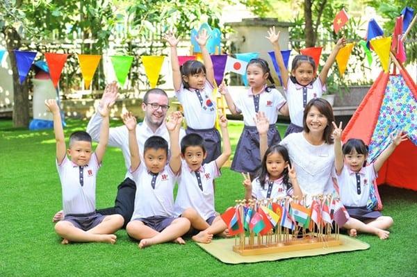 song ngữ liên cấp 6 Trường song ngữ quốc tế Hanoi Academy