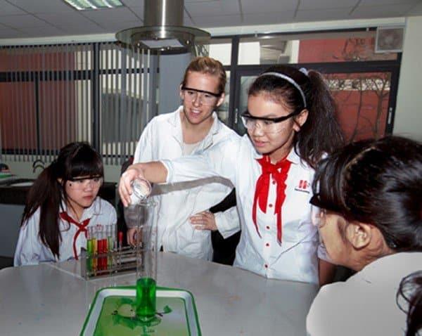 trường quốc tế cấp 2 tại hà nội Các tiêu chí khi chọn trường cấp 2 cho con ở Hà Nội