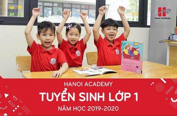 tuyển sinh lớp 1 1 Tuyển sinh lớp 1 năm học 2019 – 2020