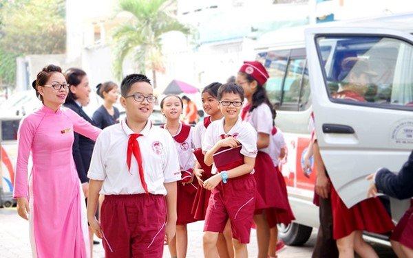 tuyển sinh lớp 1 6 Tuyển sinh lớp 1 năm học 2019 – 2020