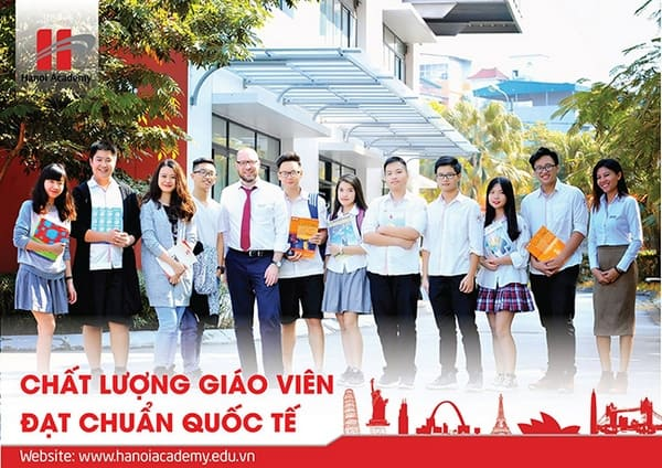 Hanoi Academy đồng hành cùng thế hệ tương lai 2 Hanoi Academy đồng hành cùng thế hệ tương lai: Sáng tạo, hội nhập và yêu thương
