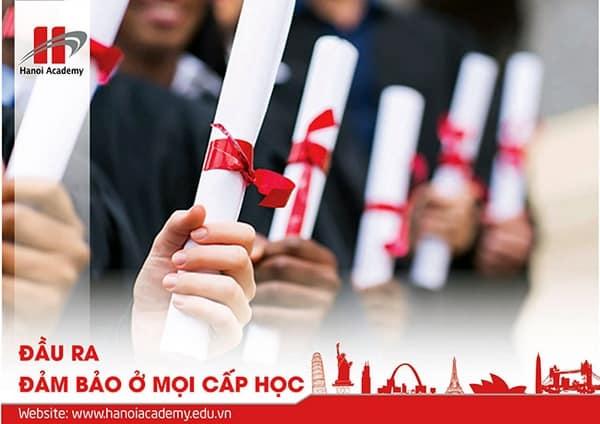 Hanoi Academy đồng hành cùng thế hệ tương lai 3 Hanoi Academy đồng hành cùng thế hệ tương lai: Sáng tạo, hội nhập và yêu thương