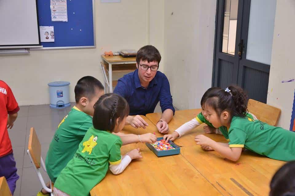 Hệ thống trường mầm non quốc tế Hà Nội chất lượng Hệ thống trường mầm non quốc tế Hà Nội Academy và 5 điểm nổi bật