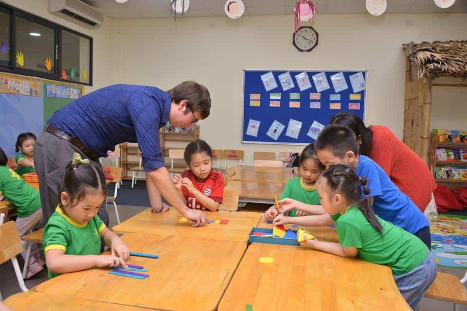 trường mầm non quốc tế hà nội chất lượng Trường mầm non quốc tế Hà Nội Academy và chương trình giảng dạy IPC danh tiếng