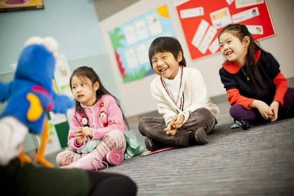 chương trình học tiếng anh cho trẻ em 1 6 nguyên tắc vàng trong học ngoại ngữ cho trẻ em