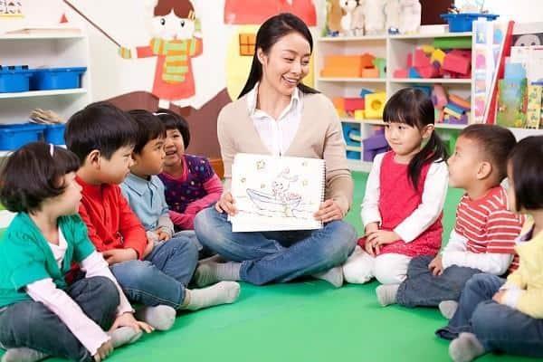 chương trình học tiếng anh cho trẻ em 2 6 nguyên tắc vàng trong học ngoại ngữ cho trẻ em