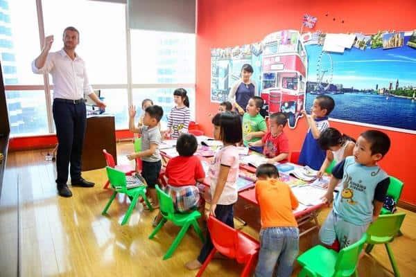chương trình học tiếng anh cho trẻ em 3 6 nguyên tắc vàng trong học ngoại ngữ cho trẻ em