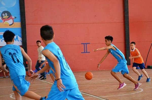 trường học tốt khu tây hồ tây 2 Đội tuyển trường THCS Hanoi Academy vô địch bóng rổ quận Tây Hồ – Trải nghiệm của các cầu thủ