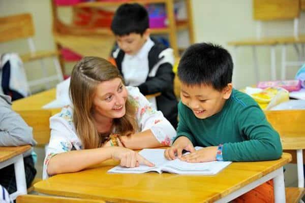 học phí cấp 1 trường quốc tế 1 Xóa tan nỗi lo học phí trường tiểu học quốc tế