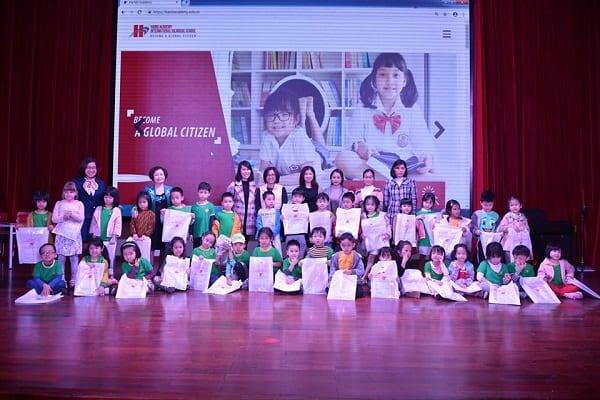 trường mầm non tốt quận tây hồ 1 Trường mầm non tốt quận Tây Hồ Hà Nội Academy đồng hành cùng con bước ra thế giới