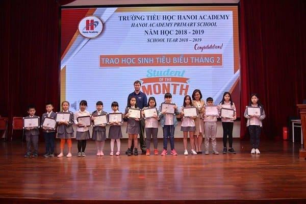 trường mầm non tốt quận tây hồ 4 Trường mầm non tốt quận Tây Hồ Hà Nội Academy đồng hành cùng con bước ra thế giới