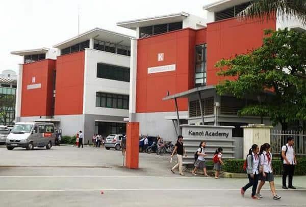 trường quốc tế tốt ở hà nội 1 Vì sao nên chọn trường quốc tế Việt Nam cho con theo học?