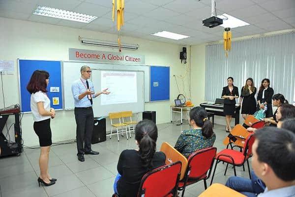 trường trung học phổ thông quốc tế việt nam 3 Học trường quốc tế có thể thi đại học trong nước không?