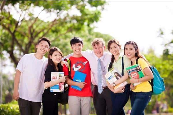 trường trung học phổ thông quốc tế việt nam 4 Học trường quốc tế có thể thi đại học trong nước không?