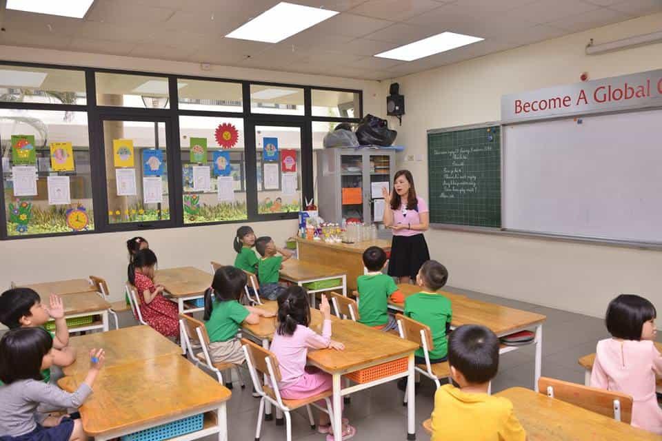 Hệ thống trường mầm non quốc tế Hà Nội uy tín Hệ thống trường mầm non quốc tế Hà Nội Academy và 5 điểm nổi bật