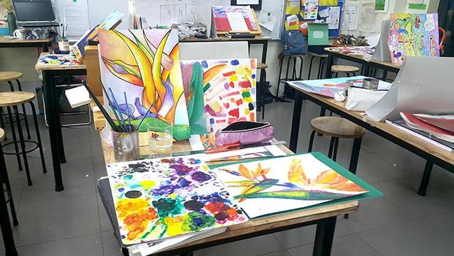 Kì thi môn ART & DESIGN diễn ra như thế nào?