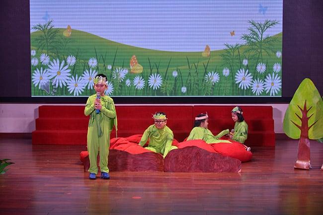 """Chung kết cuộc thi """"Sách ơi mở ra"""" – trường Tiểu học Hanoi Academy"""
