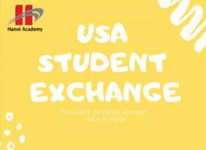 Chúc mừng 6 bạn học sinh Hanoi Academy đã trúng tuyển chương trình giao lưu văn hóa tại Mỹ