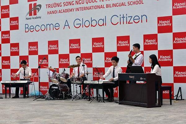 công dân toàn cầu  Công dân toàn cầu Hanoi Academy – khát vọng kết nối thế giới