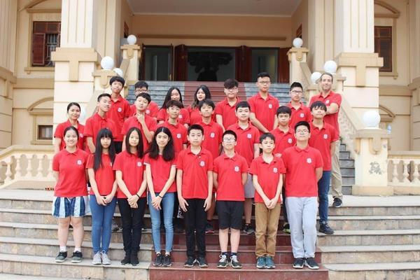 trường song ngữ Quận Hoàn Kiếm 4 Học trường song ngữ quận Hoàn Kiếm – liệu con có đánh mất bản sắc Việt