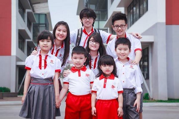 trường song ngữ Quận Hoàng Mai 2 Tổng hợp các trường song ngữ quận Hoàng Mai