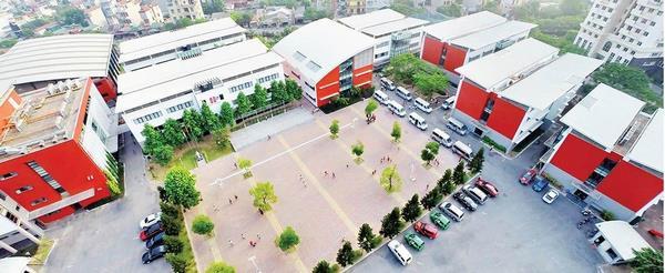 trường song ngữ Quận Hoàng Mai 3 Tổng hợp các trường song ngữ quận Hoàng Mai
