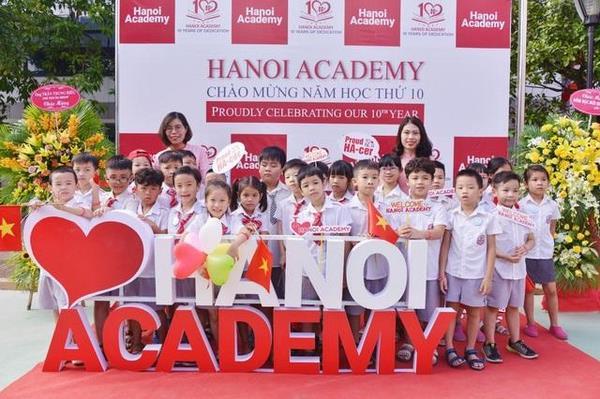 trường song ngữ Quận Hoàng Mai 4 Tổng hợp các trường song ngữ quận Hoàng Mai