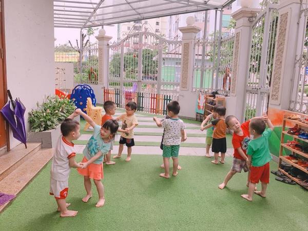 trường song ngữ Quận Hoàng Mai 5 Tổng hợp các trường song ngữ quận Hoàng Mai