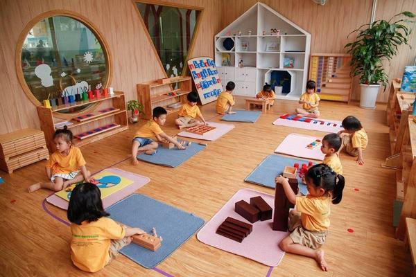 trường song ngữ Quận Hoàng Mai 6 Tổng hợp các trường song ngữ quận Hoàng Mai