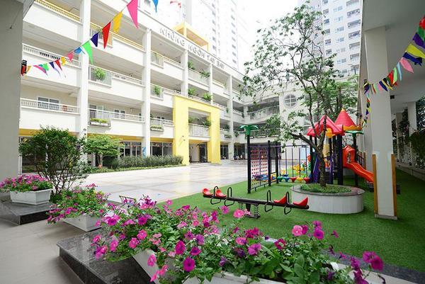 trường quốc tế Quận Thanh Xuân 2 Học phí trường quốc tế quận Thanh Xuân
