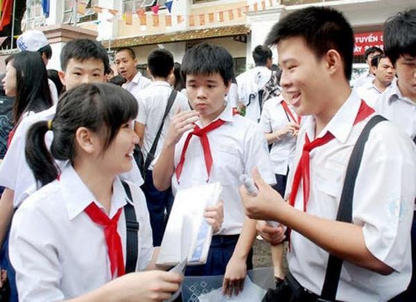 tuyển sinh lớp 10 hà nội 1 Thông tin tuyển sinh lớp 10 Hà Nội