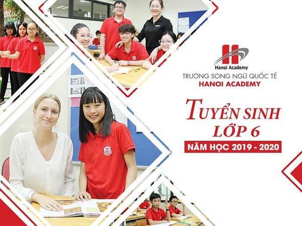 phương án tuyển sinh lớp 6 tại hà nội 4 Phương án tuyển sinh lớp 6 tại Hà Nội