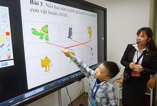kế hoạch tuyển sinh lớp 1 của trường tiểu học 1 Kế hoạch tuyển sinh lớp 1 của trường tiểu học song ngữ Hanoi Academy