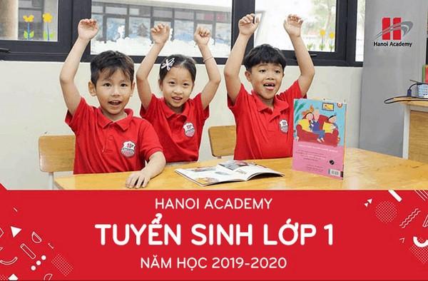 kế hoạch tuyển sinh lớp 1 của trường tiểu học 2 Kế hoạch tuyển sinh lớp 1 của trường tiểu học song ngữ Hanoi Academy