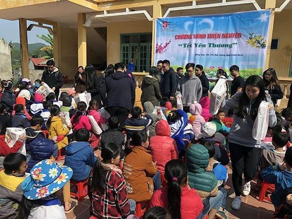 trường quốc tế anh việt 4 Thông điệp yêu thương từ trường quốc tế Anh Việt Hanoi Academy