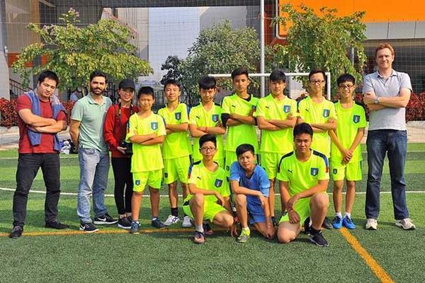 trường sis 1 Giao lưu các trường phổ thông trên địa bàn Hà Nội – Hanoi Academy & trường SIS