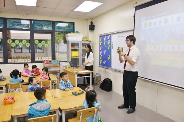 trường quốc tế mỹ hà nội 1 Có nên cho con theo học trường quốc tế Mỹ Hà Nội?
