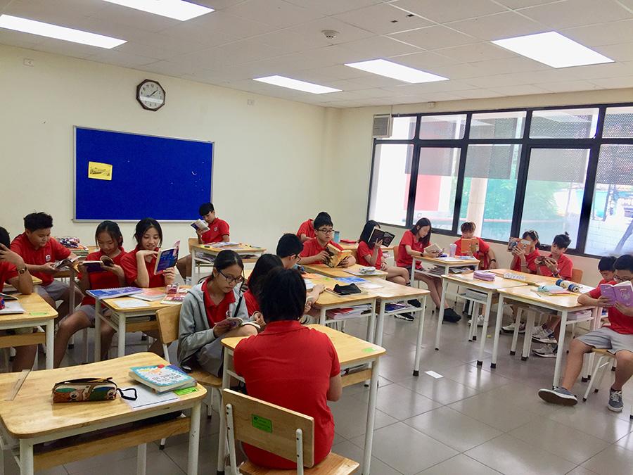 Hanoi Academy - Lan tỏa Văn hóa đọc Hanoi Academy – Lan tỏa Văn hóa đọc